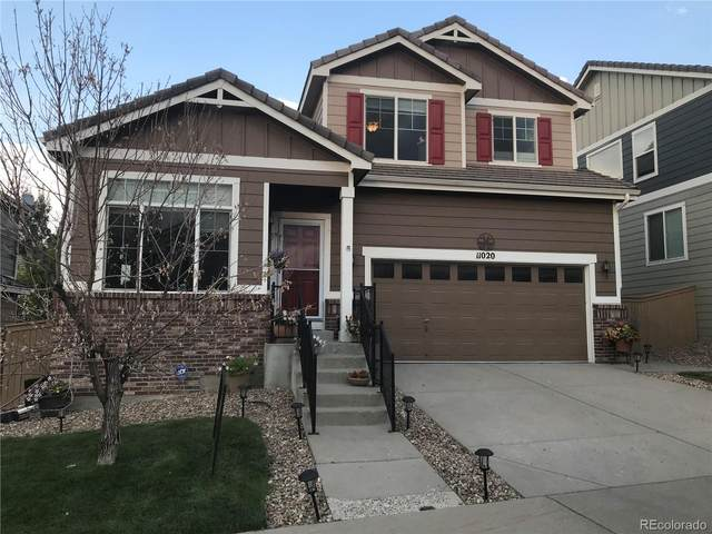 11020 Meadowvale Circle, Highlands Ranch, CO 80130 (#2001662) :: The Heyl Group at Keller Williams