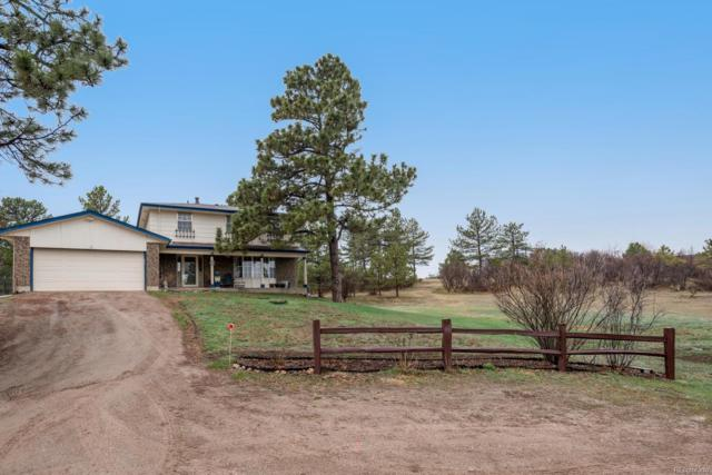 2685 Lost Lake Trail, Franktown, CO 80116 (#2001922) :: The Galo Garrido Group