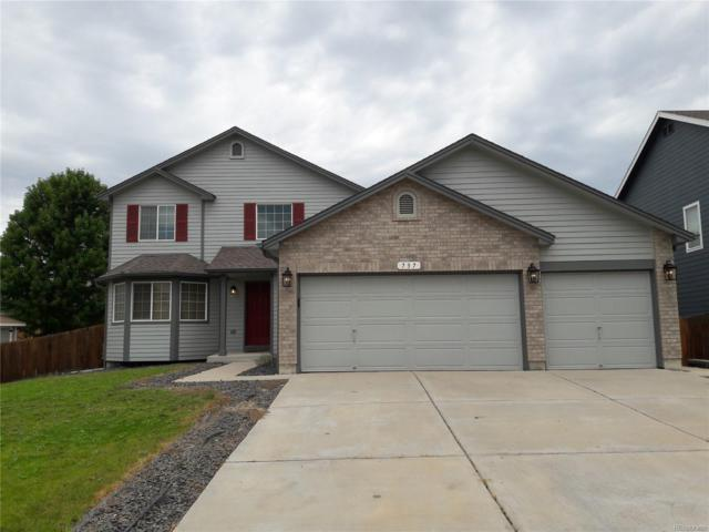 737 Jacques Way, Erie, CO 80516 (#2002148) :: The HomeSmiths Team - Keller Williams