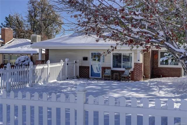 3300 Albion Street, Denver, CO 80207 (#2002470) :: HomePopper