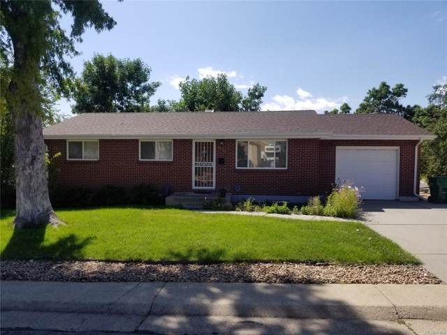 9736 W 54th Avenue, Arvada, CO 80002 (#2003032) :: The DeGrood Team