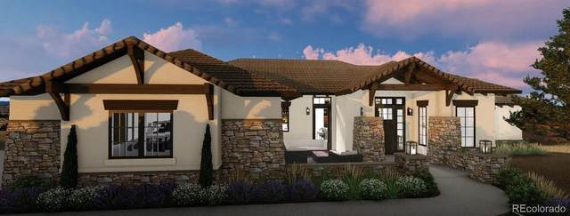 7194 Prairie Star Court, Parker, CO 80134 (MLS #2003217) :: Find Colorado Real Estate
