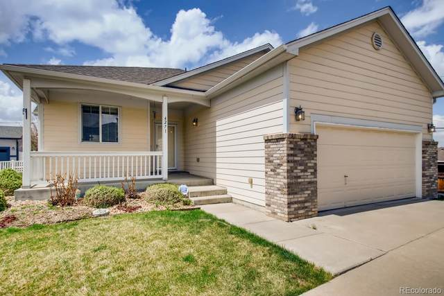 4271 W 65th Court, Arvada, CO 80003 (#2003410) :: The Dixon Group