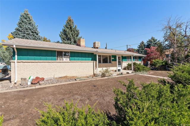 9241 W Mississippi Avenue, Lakewood, CO 80226 (#2003434) :: The Dixon Group