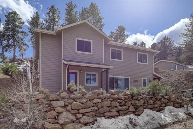 26366 Grateful Way, Kittredge, CO 80457 (#2003991) :: Berkshire Hathaway Elevated Living Real Estate