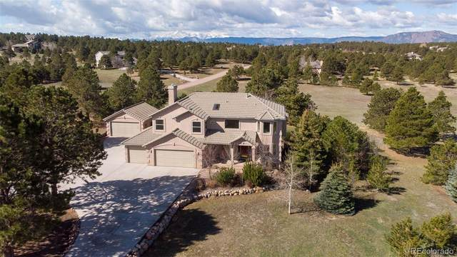 585 E Kings Deer Point, Monument, CO 80132 (#2003999) :: The Harling Team @ Homesmart Realty Group