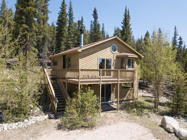 3371 S Nugget Road, Fairplay, CO 80440 (MLS #2004103) :: 8z Real Estate