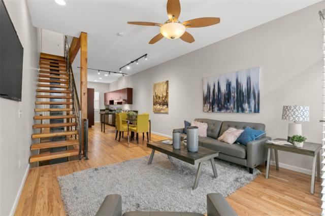 2680 Blake Street #18, Denver, CO 80205 (#2004221) :: Bring Home Denver with Keller Williams Downtown Realty LLC