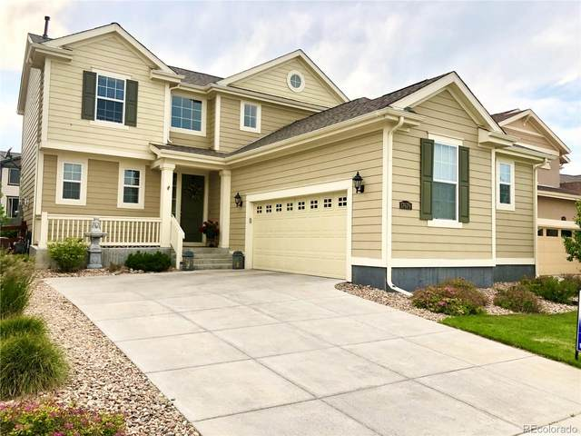 17679 W 84th Place, Arvada, CO 80007 (#2004404) :: Kimberly Austin Properties