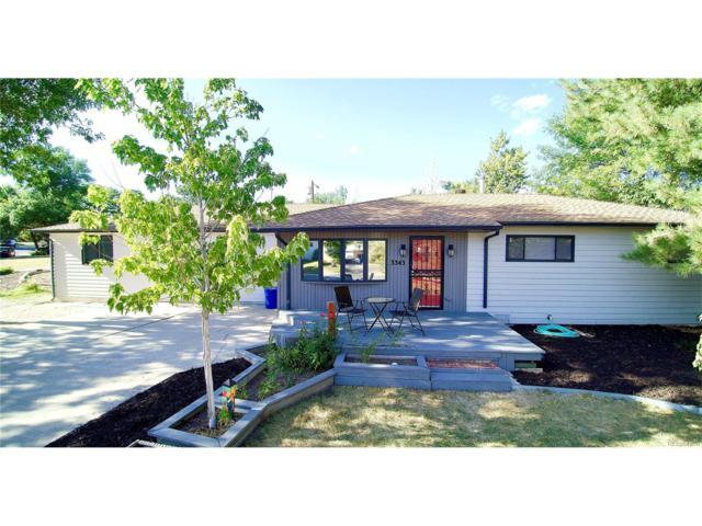 3343 W Hialeah Avenue, Littleton, CO 80123 (#2004579) :: The Griffith Home Team