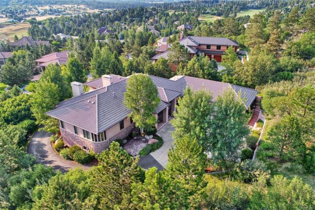 726 Evening Star Drive, Castle Rock, CO 80108 (MLS #2004630) :: Kittle Real Estate