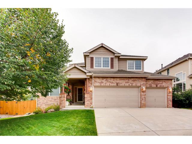 6437 S Robb Way, Littleton, CO 80127 (#2004645) :: Ford and Associates