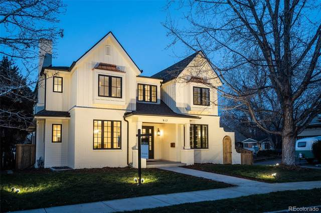 917 S Fillmore Way, Denver, CO 80209 (#2005889) :: The Harling Team @ Homesmart Realty Group