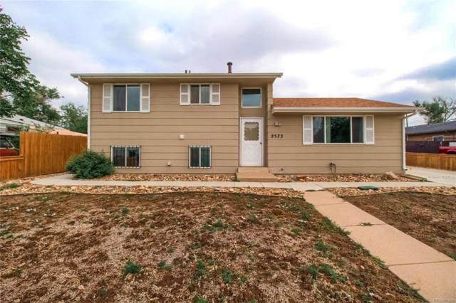 2573 W Wesley Avenue, Denver, CO 80219 (#2005914) :: House Hunters Colorado