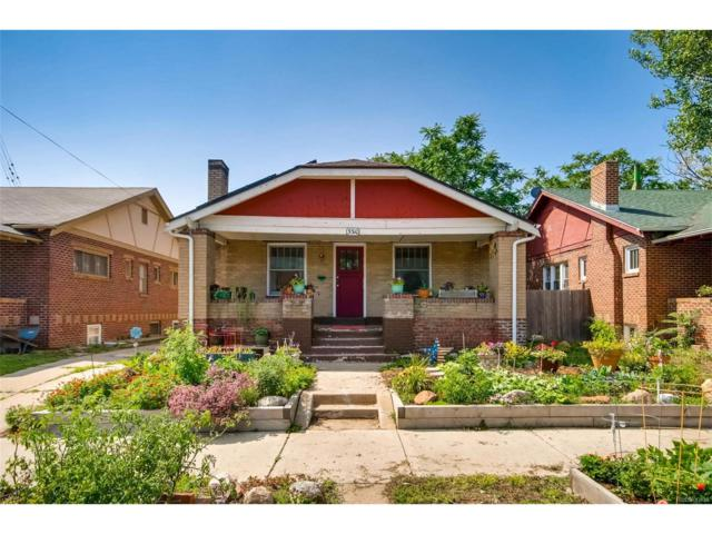 3310 W 14th Avenue, Denver, CO 80204 (MLS #2005968) :: 8z Real Estate