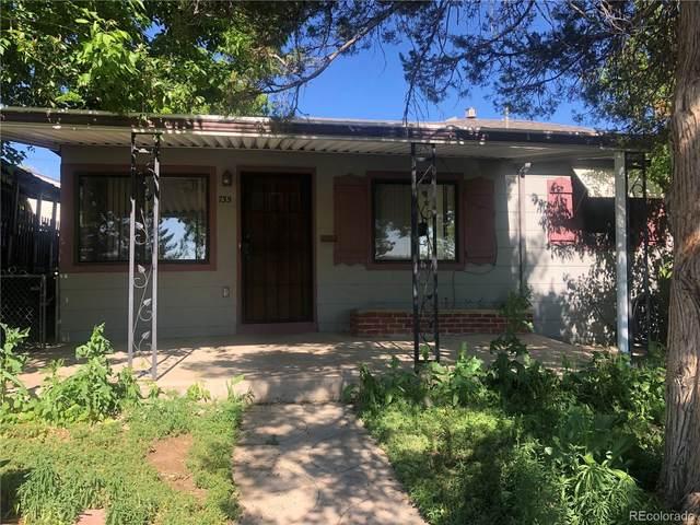 735 N Hooker Street, Denver, CO 80204 (#2006087) :: Re/Max Structure