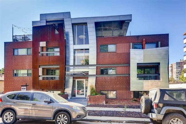 75 N Emerson Street #201, Denver, CO 80218 (#2006379) :: THE SIMPLE LIFE, Brokered by eXp Realty