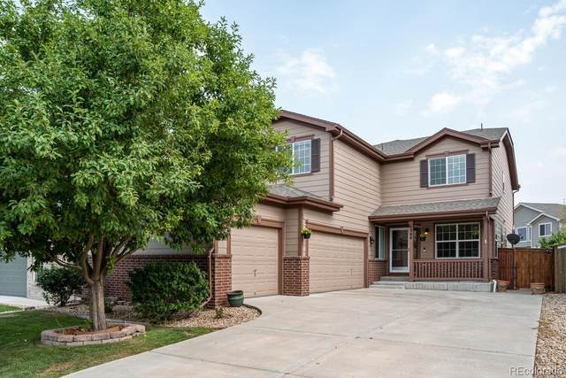 6344 S Nelson Way, Littleton, CO 80127 (#2006401) :: Kimberly Austin Properties