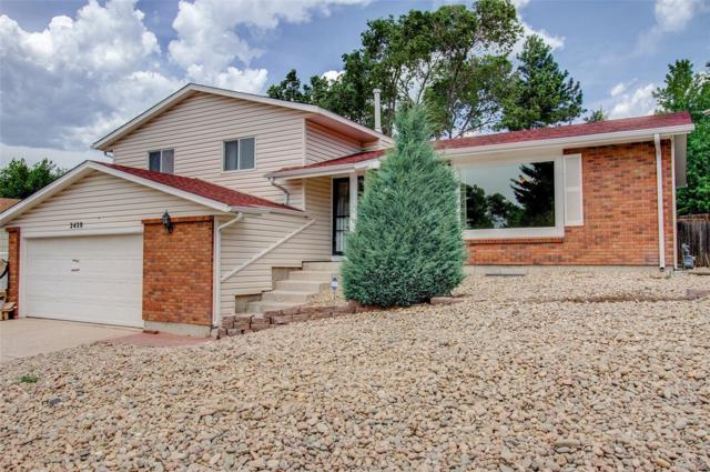 2420 Sunbird Drive, Colorado Springs, CO 80918 (#2006513) :: Bring Home Denver