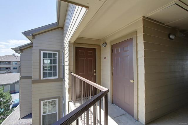 12884 Ironstone Way #301, Parker, CO 80134 (#2006994) :: Structure CO Group