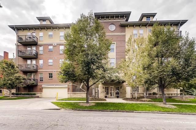 1699 N Downing Street #407, Denver, CO 80218 (#2007008) :: Arnie Stein Team | RE/MAX Masters Millennium