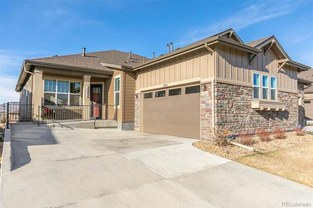 16530 W 86th Place A, Arvada, CO 80007 (MLS #2007056) :: Bliss Realty Group