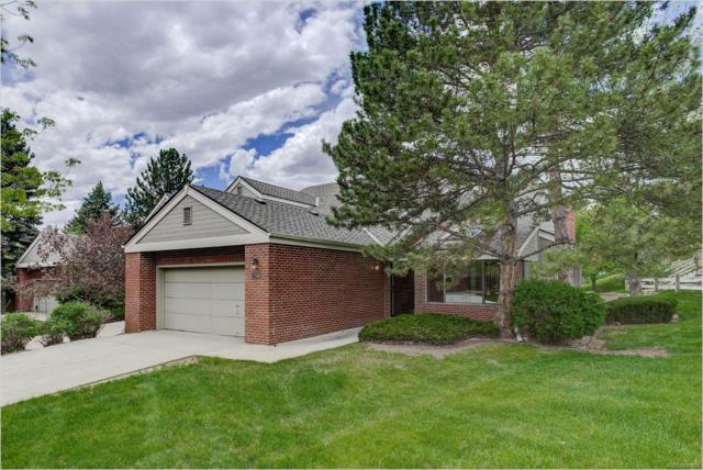 8833 Blue Mountain Place, Highlands Ranch, CO 80126 (#2007140) :: James Crocker Team