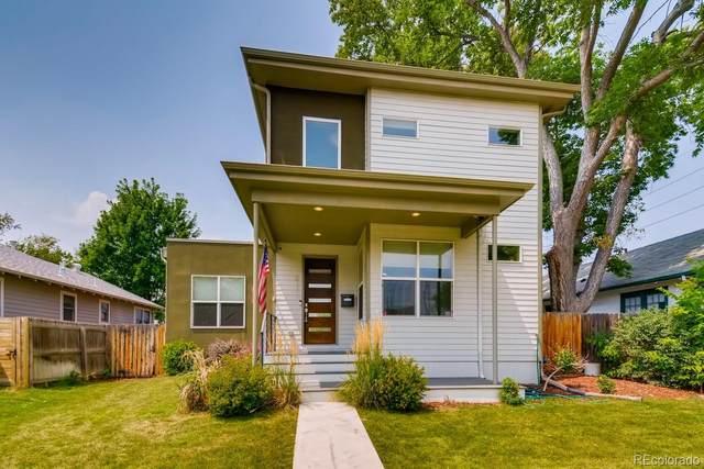 2111 S Franklin Street, Denver, CO 80210 (#2008265) :: The Gilbert Group
