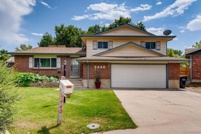 5440 W 102nd Place, Westminster, CO 80020 (#2008266) :: Relevate | Denver