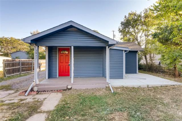 2842 W Short Place, Denver, CO 80204 (#2008492) :: The Heyl Group at Keller Williams