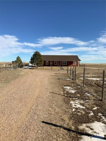 14900 County Road 153, Matheson, CO 80830 (#2009004) :: The Heyl Group at Keller Williams