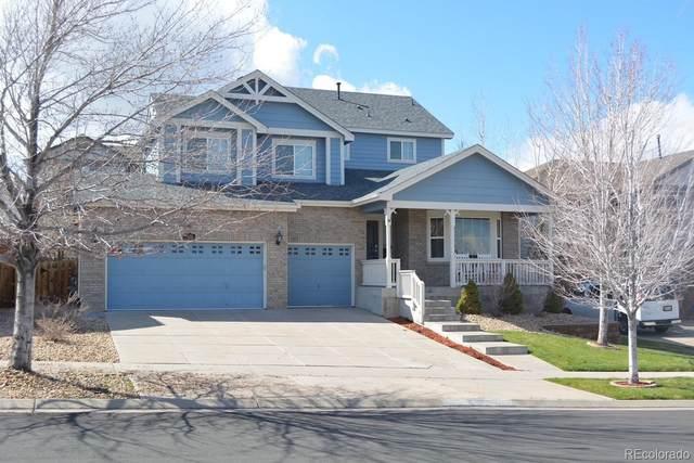 6365 S Newcastle Way, Aurora, CO 80016 (#2009155) :: Wisdom Real Estate