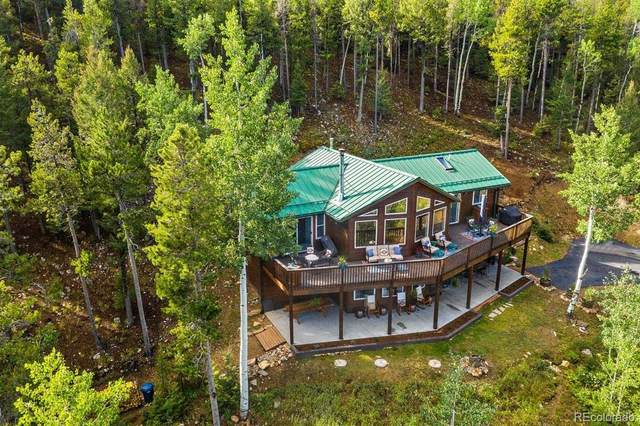 11328 Marys Trail, Conifer, CO 80433 (#2009224) :: The DeGrood Team
