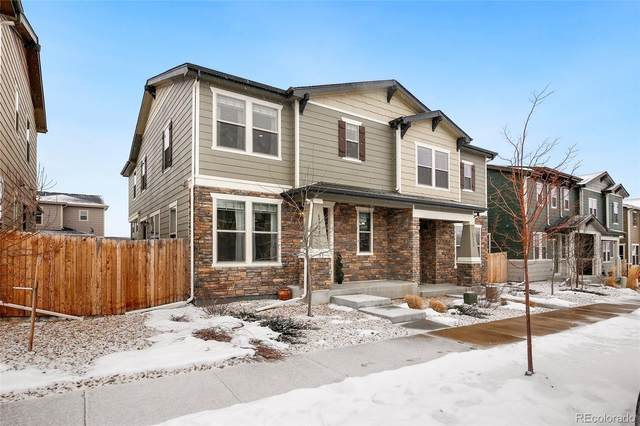 6972 Juniper Court B, Arvada, CO 80007 (MLS #2009653) :: 8z Real Estate
