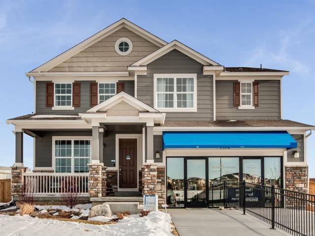 9472 Market Drive, Parker, CO 80134 (MLS #2010148) :: 8z Real Estate