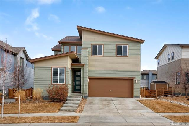 17277 E 108th Place, Commerce City, CO 80022 (#2010452) :: The DeGrood Team