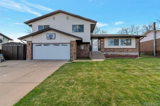13418 W Auburn Avenue, Lakewood, CO 80228 (#2010480) :: Briggs American Properties