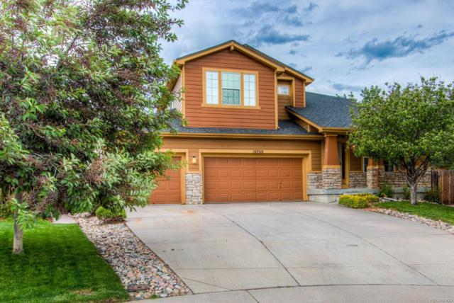 10760 W 107th Circle, Westminster, CO 80021 (#2010503) :: The HomeSmiths Team - Keller Williams