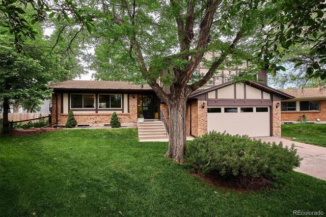 7432 E Bates Drive, Denver, CO 80231 (#2010753) :: The Colorado Foothills Team | Berkshire Hathaway Elevated Living Real Estate