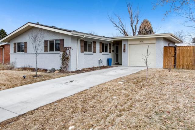 794 S Ivy Street, Denver, CO 80224 (#2010788) :: Keller Williams Action Realty LLC