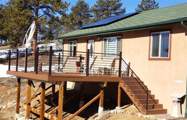 3367 Badger Creek Road, Hartsel, CO 80449 (#2011212) :: Compass Colorado Realty