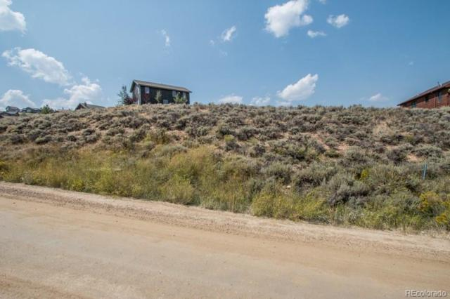 661 County Road 8952, Granby, CO 80446 (#2011307) :: Sellstate Realty Pros
