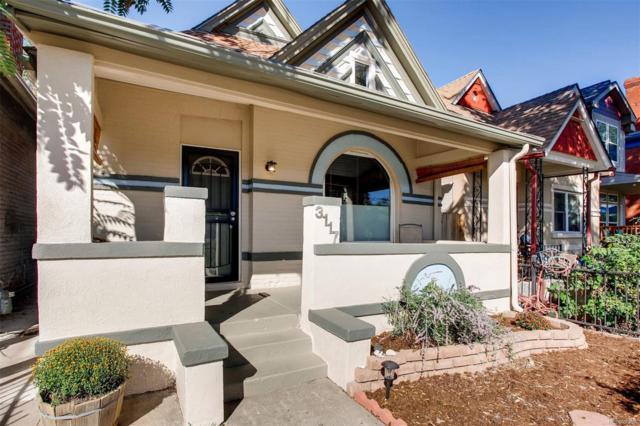 3117 Gilpin Street, Denver, CO 80205 (MLS #2011571) :: Kittle Real Estate