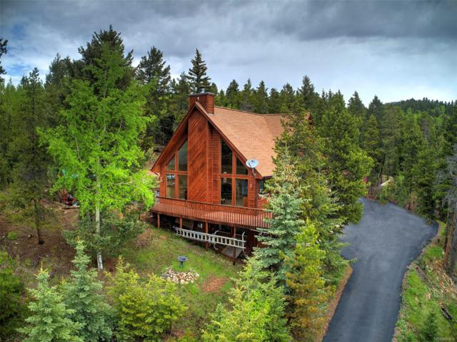 11374 Pauls Drive, Conifer, CO 80433 (#2011592) :: The Heyl Group at Keller Williams