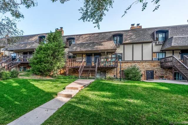 8060 W 9th Avenue #207, Lakewood, CO 80214 (#2012005) :: The DeGrood Team