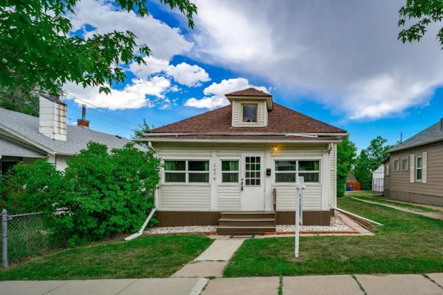 2478 Harlan Street, Edgewater, CO 80214 (MLS #2012134) :: 8z Real Estate
