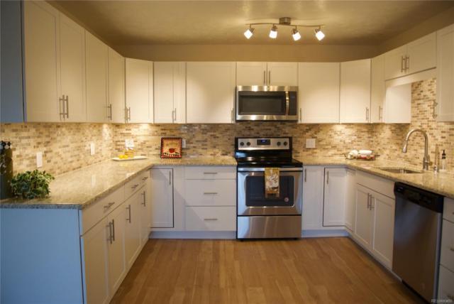 9155 E Center Avenue 5D, Denver, CO 80247 (#2012234) :: The Pete Cook Home Group