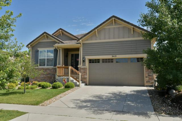 3415 Yale Drive, Broomfield, CO 80023 (#2012332) :: Mile High Luxury Real Estate