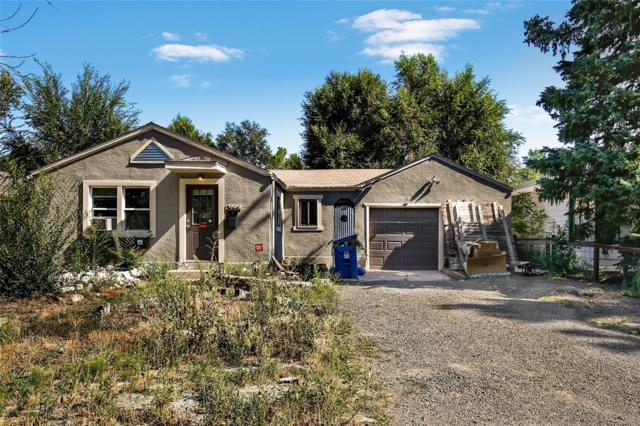 3805 W 73rd Avenue, Westminster, CO 80030 (#2012350) :: The Pete Cook Home Group