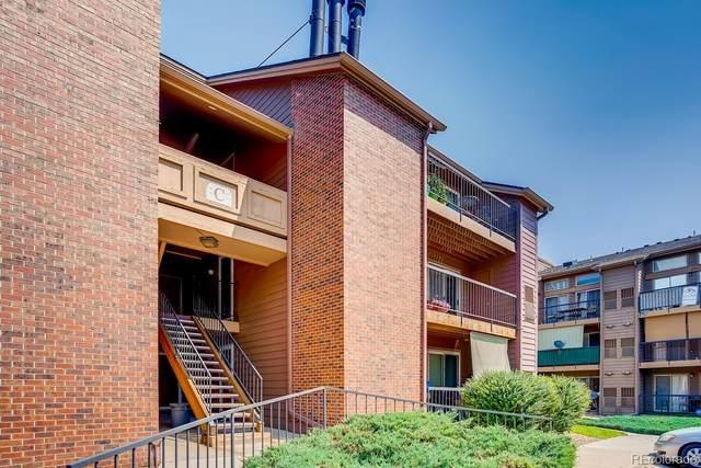4899 S Dudley Street C9, Littleton, CO 80123 (MLS #2012562) :: Stephanie Kolesar